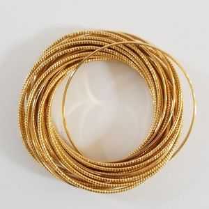 Kate Spade gold bangle